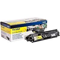 Brother TN-326Y Toner ad Alta Capacità, Laser, Giallo -  Confronta prezzi e modelli