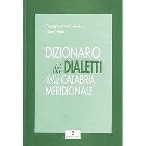 Dizionario dei dialetti della Calabria meridionale
