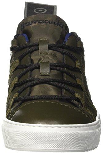 Barracuda Bu2952, Sneakers basses homme Verde (Militare)