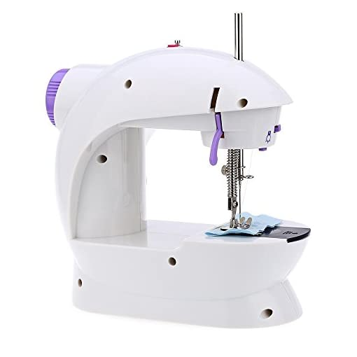 New Useful Multifunction Electric Mini Sewing Machine Household Home Desktop
