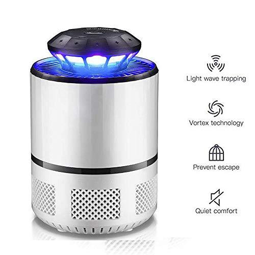 Lámpara Antimosquitos - Trampas Para Insectos Matamoscas/Mata Mosquitos Electrónico Para Interior...