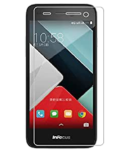 Generic Tempered Glass Screen Protector for InFocus M350