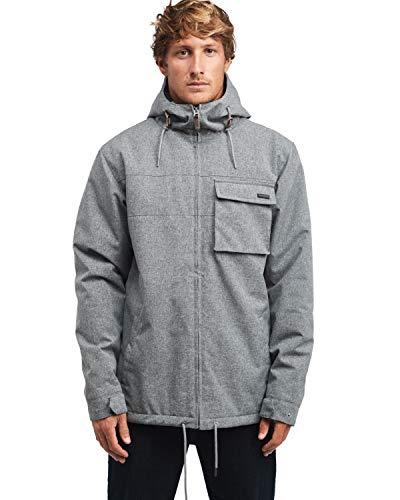 BILLABONG Matt 10k Jacket Grey Heather XL