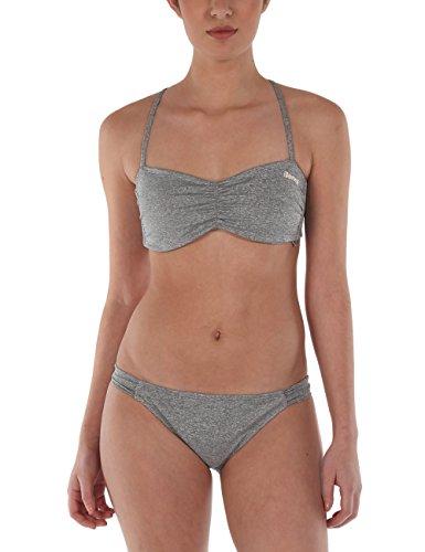 Bench, Bikini Donna LISSEY B, Grigio (Stormcloud Marl), M