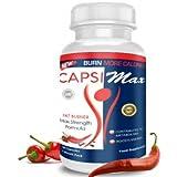 Capsimax-Piperine de Nutrition Slimming est le nouveau supplément de perte de poids naturel fabriqué à partir de la plus pure de l'extrait Capsicum (pipérine)- Formule extra fort, avec une forte concentration de Capsicum – Capsimax agit comme un naturel thermogénique 100% - Il aide à contrôler la masse de graisse - Il n'a pas d'effets secondaires et ne provoque pas de brûlure - Chaque paquet contient 60 capusles.