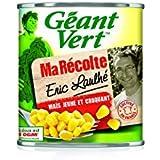 Géant Vert - Maïs Croquant ma Récolte Eric Laulhe 285 g