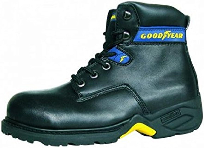 Zapatillas Calzado Deportivo Goodyear G7000 Altas S3, Color Negro
