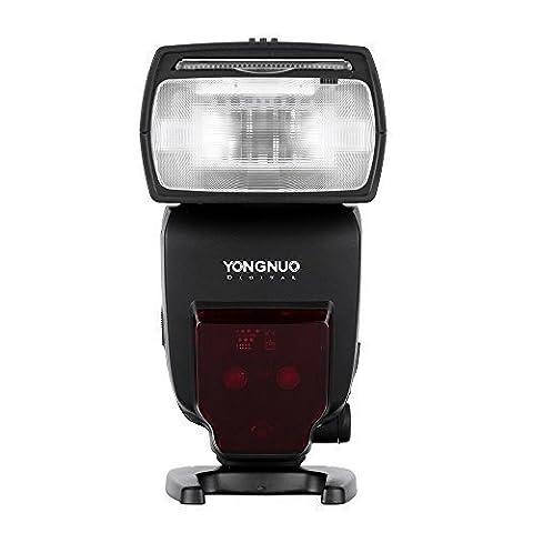 Blitzlicht - Yongnuo YN685 Blitzlicht GN60 1/8000 s 2.4 G Wireless-TTL fuer Canon DSLR-Kamera kompatibel mit dem drahtlosen System von YONGNUO 622c / (Blitzlicht Canon)