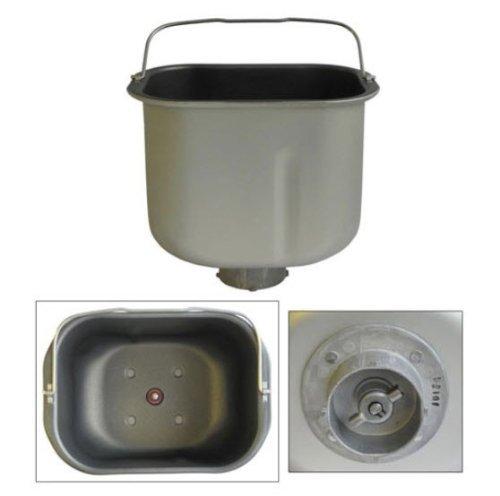 cuve pour machine a pain BM450 et BM350 avec systeme twist and lock