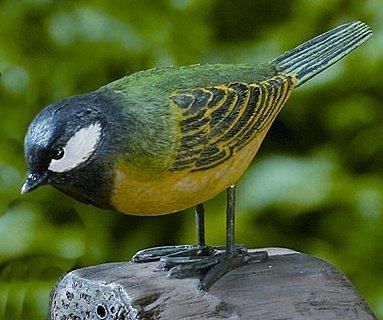 Vogel Bewegungsmelder mit Vogelgesang 4
