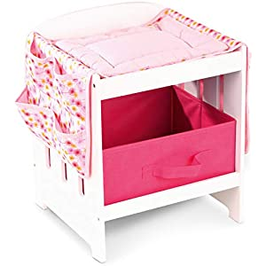 Gotz 3402570 Changing table - great table for changing your baby doll (from 30 cm up to 46 cm dolls) - suitable age 3+   15