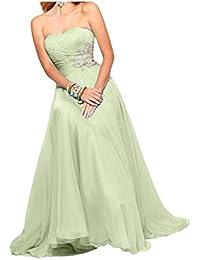 Dibujos de novia sin tirantes de la Toscana vestidos de gasa por la noche vestido de