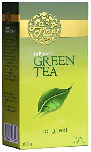 LaPlant Green Tea, Long Leaf - 100 gm