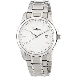 Dugena Men's Quartz Watch 4460450 with Metal Strap