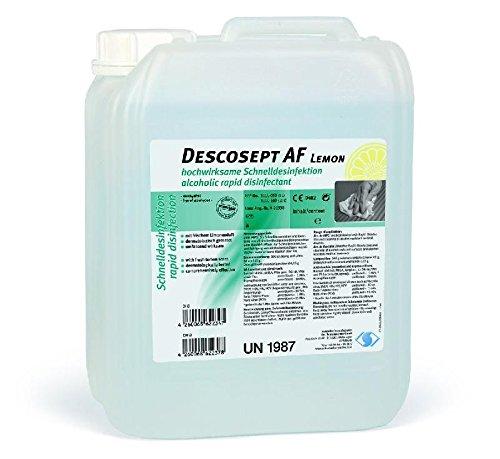 Descosept AF Lemon Flächendesinfektion 1 Liter