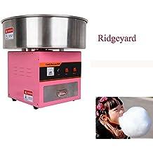 Ridgeyard 1300W commerciale uso Cotton Candy Floss Maker macchina Home partito cucina Snack fai da