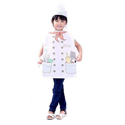 TopTie Wunderbare Kinder Kostüme für Weihnachten, Berufe Kostüme mit Hüten