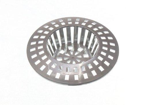 Packung mit 2 Waschbecken Becken Siebablaufventil Falle Cp 58mm Breiteste 25mm - 32mm Tapered Center -