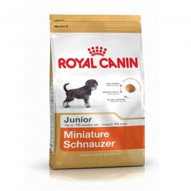 Royal Canin Minature Schnauzer Junior 1.5kg