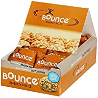 Bounce Apple and Cinnamon Energy Balls 42 g (Pack of 12)
