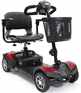 Drive Medical Scout 4 Heavy Duty Battery Mobility Scooter