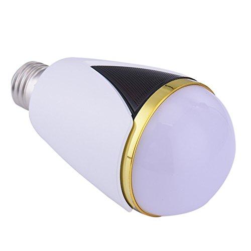 hjuns-Altoparlante Wireless Bluetooth Smart 4.0dimmerabile luci led multicolore