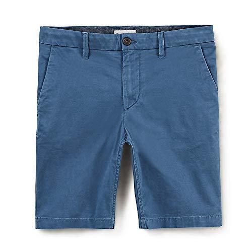 Timberland-herren-shorts (Timberland Squam Lake Chino Shorts 38 inch Dark Denim)