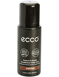 Ecco Nubuck And Suede - Producto de reparación de zapatos, color negro, 100 ml