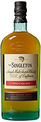 The Singleton of Dufftown Spey Cascade Single Malt Scotch Whisky 70 cl