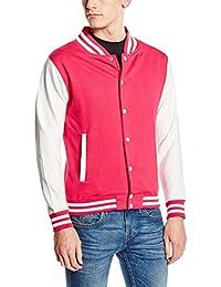 5104c930e3fb Amazon.co.uk  Pink - Coats   Jackets   Men  Clothing