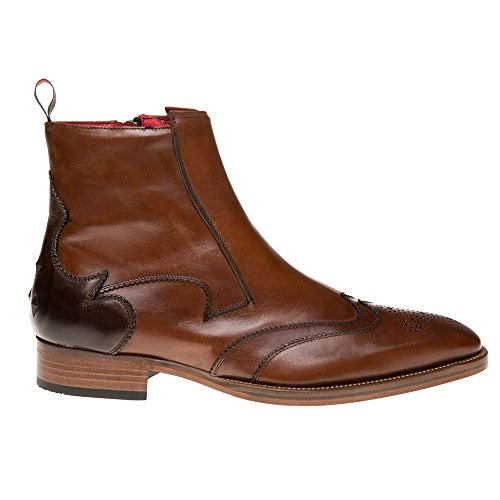 Jeffery West Jb19 Homme Boots Marron Marron