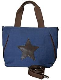 Bolso de mujer con estrella, fabricado en Alemania