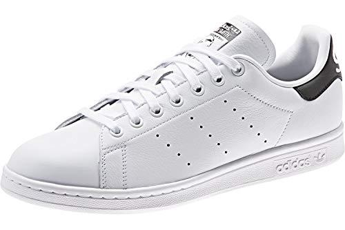adidas Stan Smith, Scarpe da Ginnastica Uomo, Bianco Core Black/Ftwr White, 40 EU