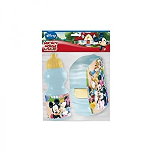 Mickey Ratón-Box, Transportar Botella Minnie y Mickey Blister