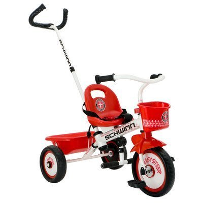 schwinn-easy-steer-tricycle-red-white-children-kids-toy-game-by-shn-toys
