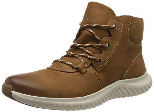 Gabor Shoes Damen Rollingsoft Stiefeletten, Beige (Camel (Mel.) 40), 38.5 EU