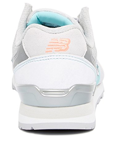 New Balance WR 996 NOB Light Blue Grau Türkis