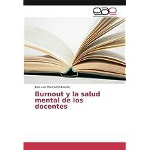 Burnout y la salud mental de los docentes