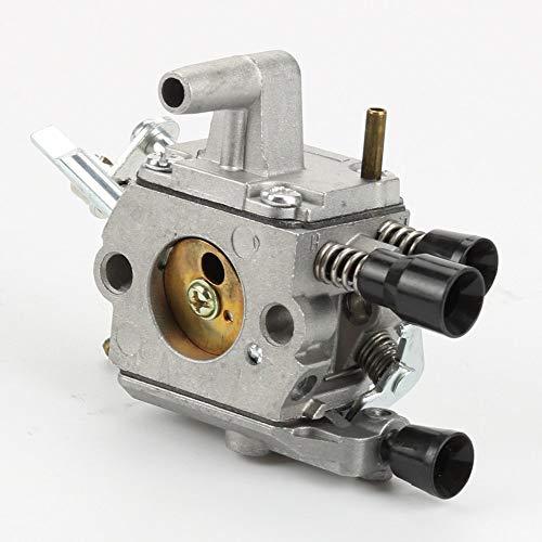 WANWU Carburador Carb Piezas de Repuesto para Motosierra Stihl FS400 FS450 FS480 SP400 SP450 SP451 SP481...
