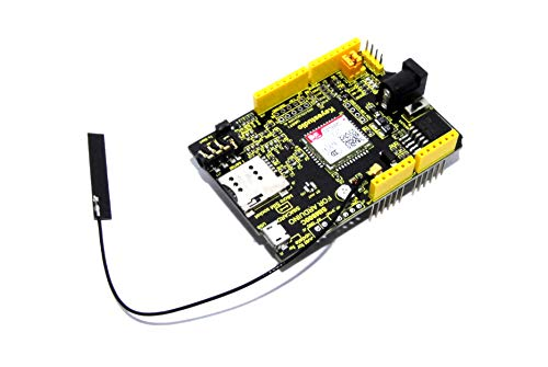 KEYESTUDIO Schermo GPRS GSM SIM800 C per Arduino Mega2560 R3 Kit