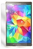 dipos Samsung Galaxy Tab S LTE T705 (8,4 Zoll) Schutzfolie (2 Stück) - kristallklare Premium Folie Crystalclear (NICHT passend für Galaxy Tab S WiFi T700)