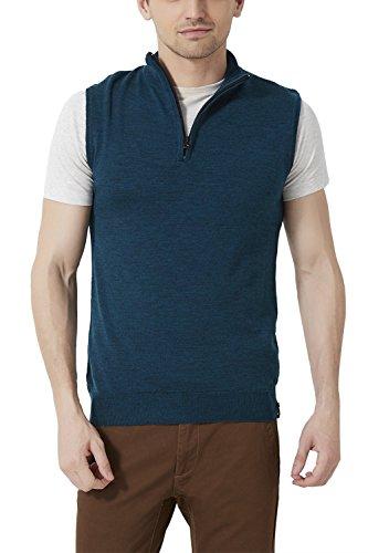 Peter England Regular Fit Sweater _psw51500655_s_blue