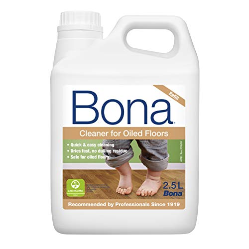 Bona Cleaner for Oiled Floors 2.5 L (Bona Wood Floor)
