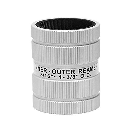 Wisamic Edelstahl Rothenberger 5-35mm Entgrater Entgratwerkzeug ,3/16' bis 1-3/8' Innen-/Außenreibahle