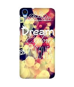 Dream On 2 HTC Desire 820 Case