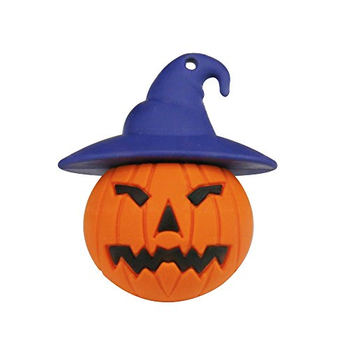 HX® 8GB / 16GB / 32GB Niedliche Cartoon Halloween Stil USB 2.0 Speicherstick Datens Memory Stick USB Stick Flash Drive Pendrive Geschenk (16GB)