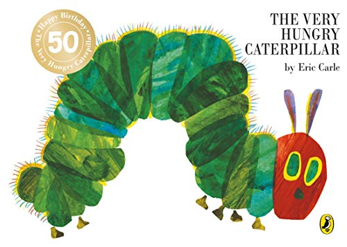 The Very Hungry Caterpillar [Boa...