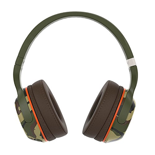 Skullcandy SCS6HBGY-367 Hesh 2.0 Over-Ear Wireless Kopfhörer camo/olive