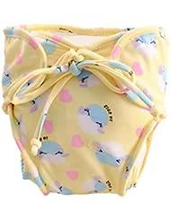 Couches de natation de bébé réglables réutilisables Nappes de bébé Coupe de natation étanches de bébé, # 10
