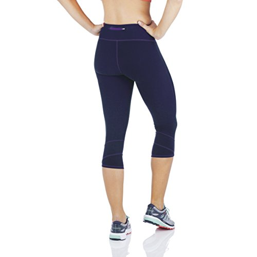 Saucony Ignite Capri Pantalon pour femme Indigo Heather